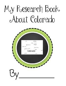 Colorado State Report Book