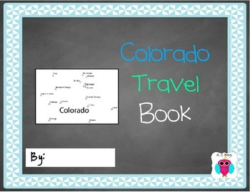 Colorado Travel Journal
