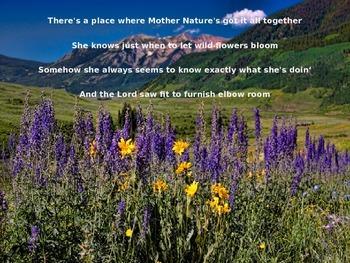 Colorado by Merle Haggard Sing-Along