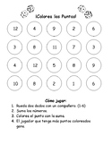 Colorea los Puntos (Matemáticas)
