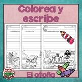 Spanish Fall Writing Prompts {Escritura para el otoño}
