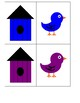 Colored Birds Matching