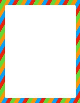 Colored Borders