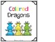 Colored Dragons - an interactive color book and clip cards