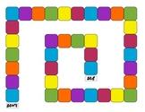 Colored Game Board