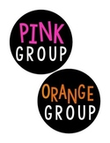 Colored Group Labels