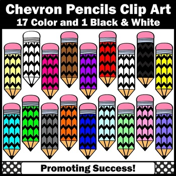 Primary Colors Pencil Clipart for Commercial Use SPS