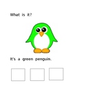 Colored Penguins Math and Reading