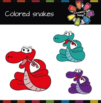 Colored Snakes