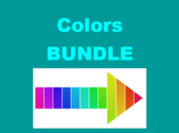 Colores (Colors in Latin) Bundle
