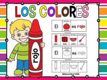 """Colores """"Flip Books"""""""