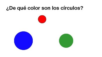 Color Questions - Spanish