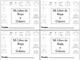 Colores Y Ropa (Clothes and Colors) in Spanish