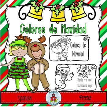 Colores de Navidad