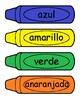 Colores en español