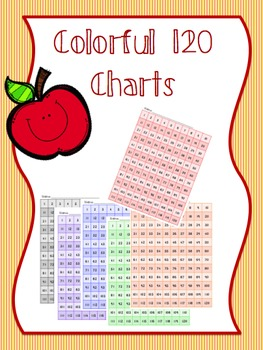 Colorful 120 Charts