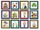 Colorful ABCs Alphabet Calendar Set & Classroom Management Set