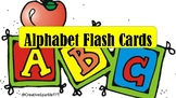 Colorful Alphabet Cards