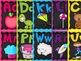 Colorful Alphabet and Beginning Sounds BUNDLE