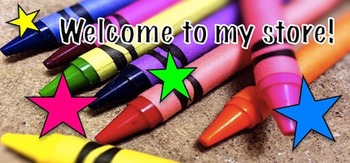 Animated Quote Box Banner - Colorful Crayons Theme