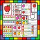 Colorful Apples Literacy and Math Small Group & Center Act