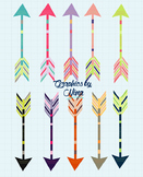 Colorful Arrow Clipart