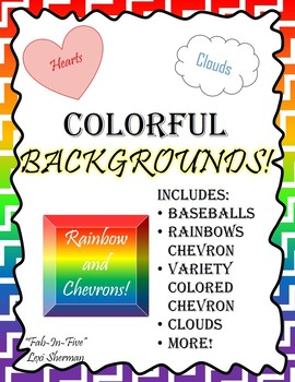 Colorful Backgrounds Variety