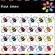 Colorful Bees