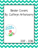 Colorful Binder Covers