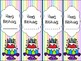 Colorful Birthday Kit