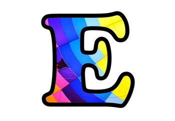 Colorful Bulletin Board Letters, Numbers and Symbols, Classroom Decor Holi