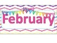 Colorful Calendar Bulletin Board Set