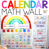 Calendar and Math Wall