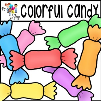 Colorful Candy Clipart
