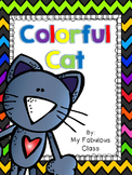 Back to School Activities With the Colorful Cat
