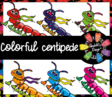 Colorful Centipedes