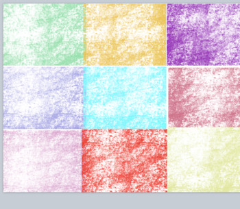 Colorful Chalk backgrounds