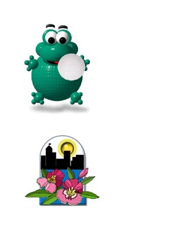 Colorful Character Classroom Clip Art