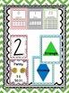 Colorful Chevron Classroom Decor and Organization Pack (editable)