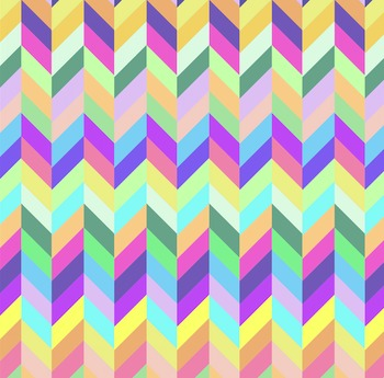 Colorful Chevron Digital Papers! Personal & Commercial Use! Easy Terms of Use!