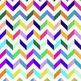 Colorful Chevron Digital Papers! Personal & Commercial Use