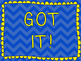 Colorful Chevron Exit-Ticket Posters - Student Self-Assessment