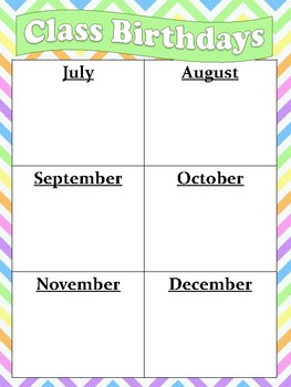 Colorful Chevron Teacher Plan Book (Editable)