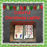Colorful Christmas Lights: Interactive Activities for Spee