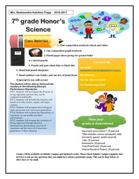 Colorful Classroom Syllabus