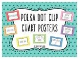 Colorful Clip Chart Behavior System