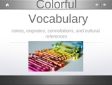 Colorful Cognates