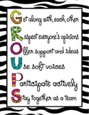 Colorful Cooperative Learning Poster