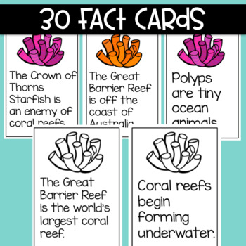Coral Reefs: Facts and Opinions