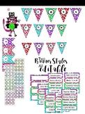 Colorful Editable Classroom Jobs Banners